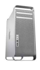 Apple Mac Pro tower computer