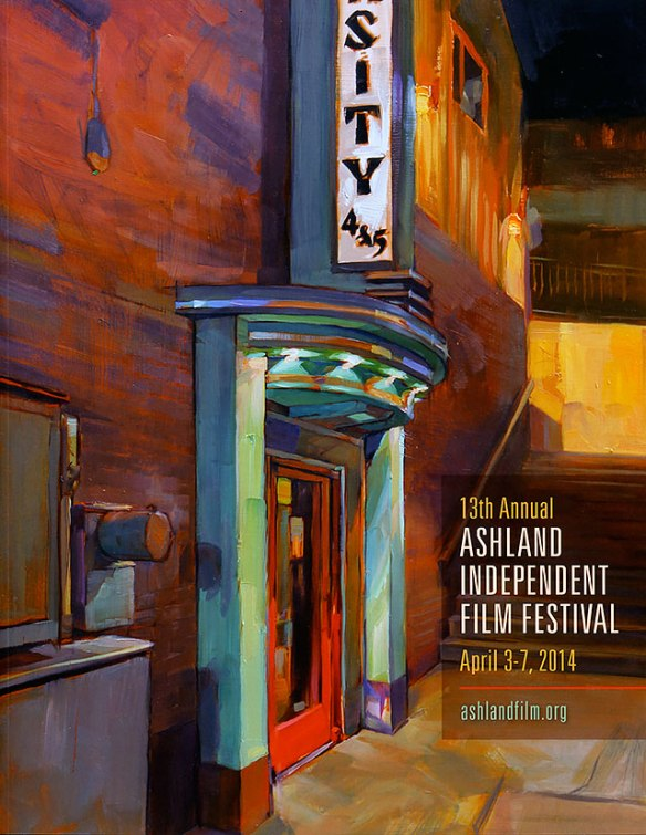 aiff 2014 (ashland independent film festival)