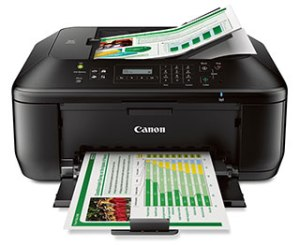 Canon PIXMA MX472 All-in-One Printer/Scanner/Copier/Fax