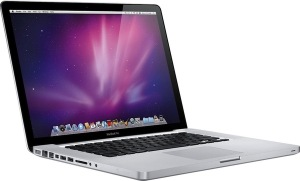Apple MacBook Pro 15-inch, circa 2011
