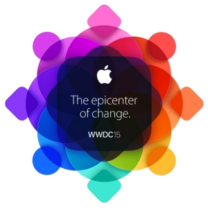 Apple Worldwide Developers Conference June 8-12, 2015 in San Francisco