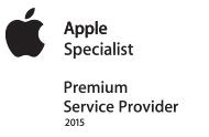 Apple Specialist | Premium Service Provider 2015